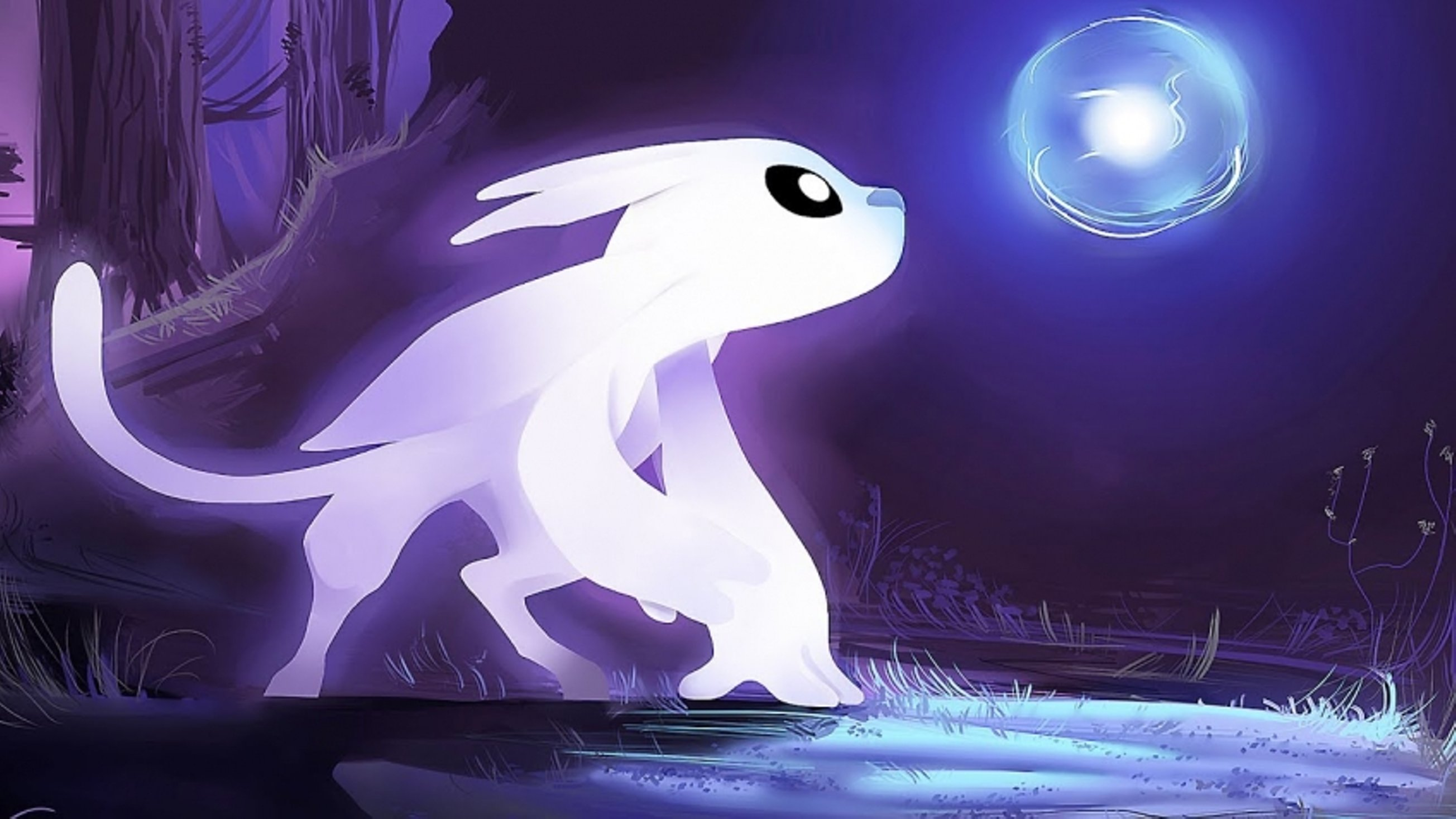 14 минут геймплея Ori and the Will of the Wisps