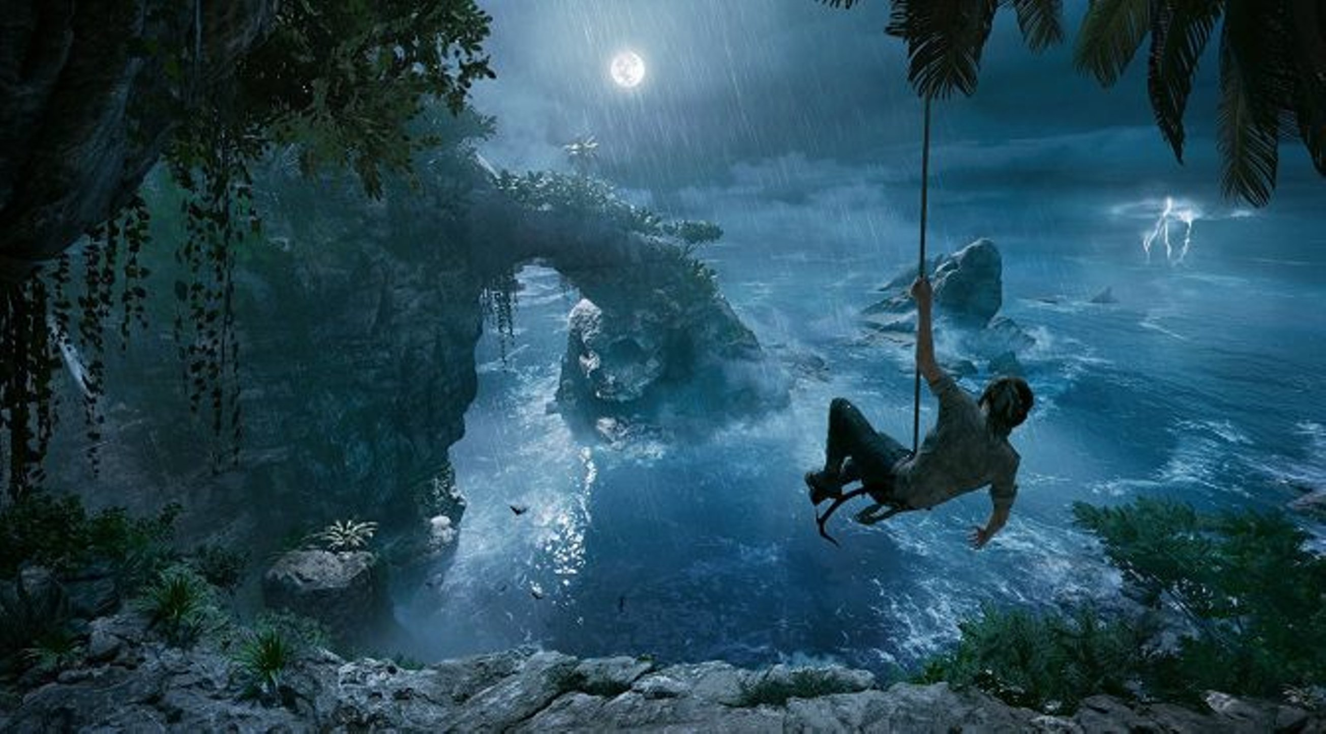 Новый трейлер Shadow of the Tomb Raider