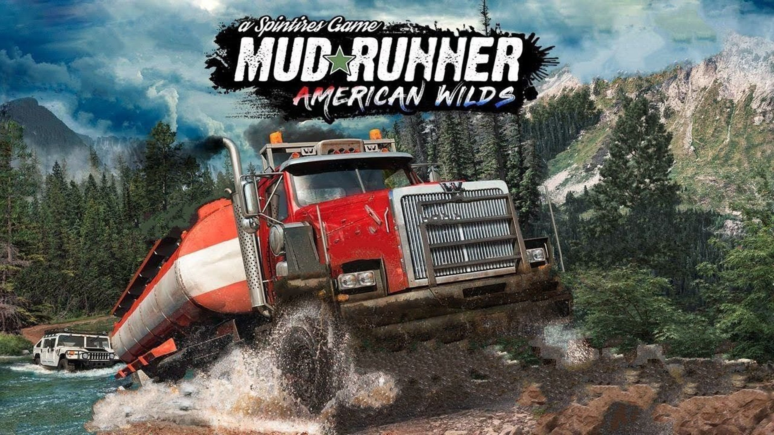 Дата релиза Spintires: American Wilds