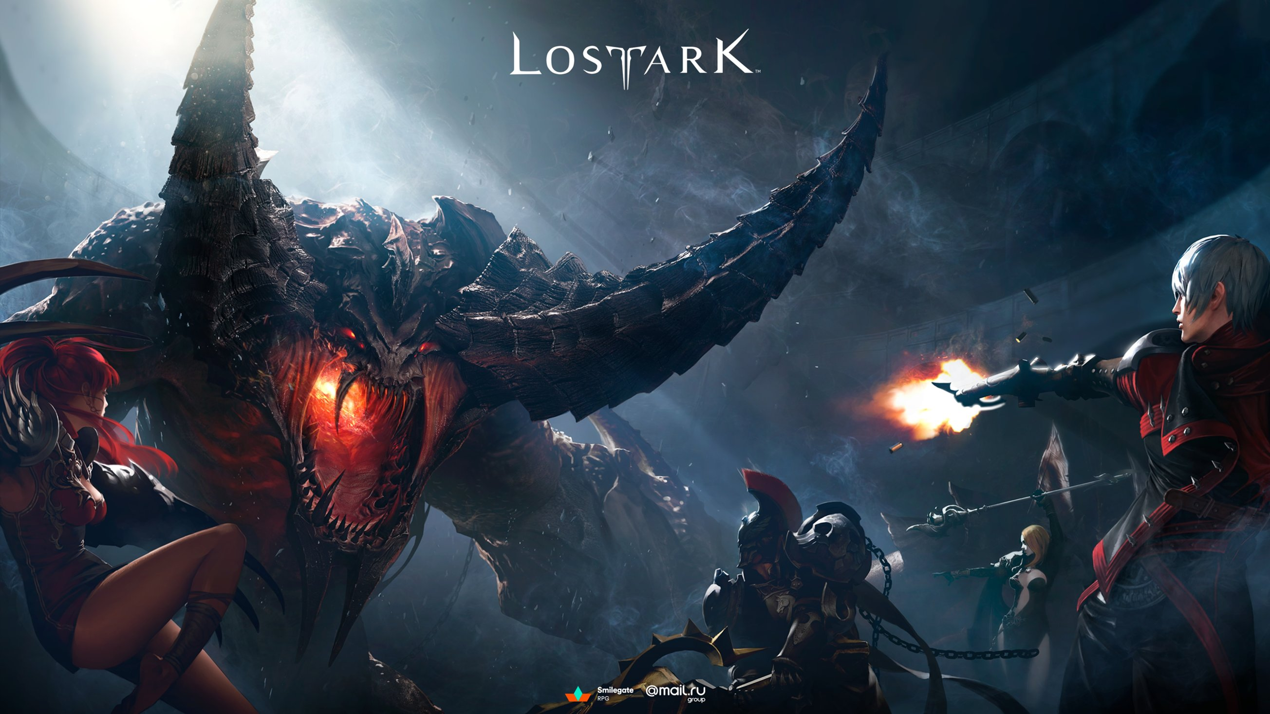 Издателем Lost Ark в СНГ стала Mail.Ru Group