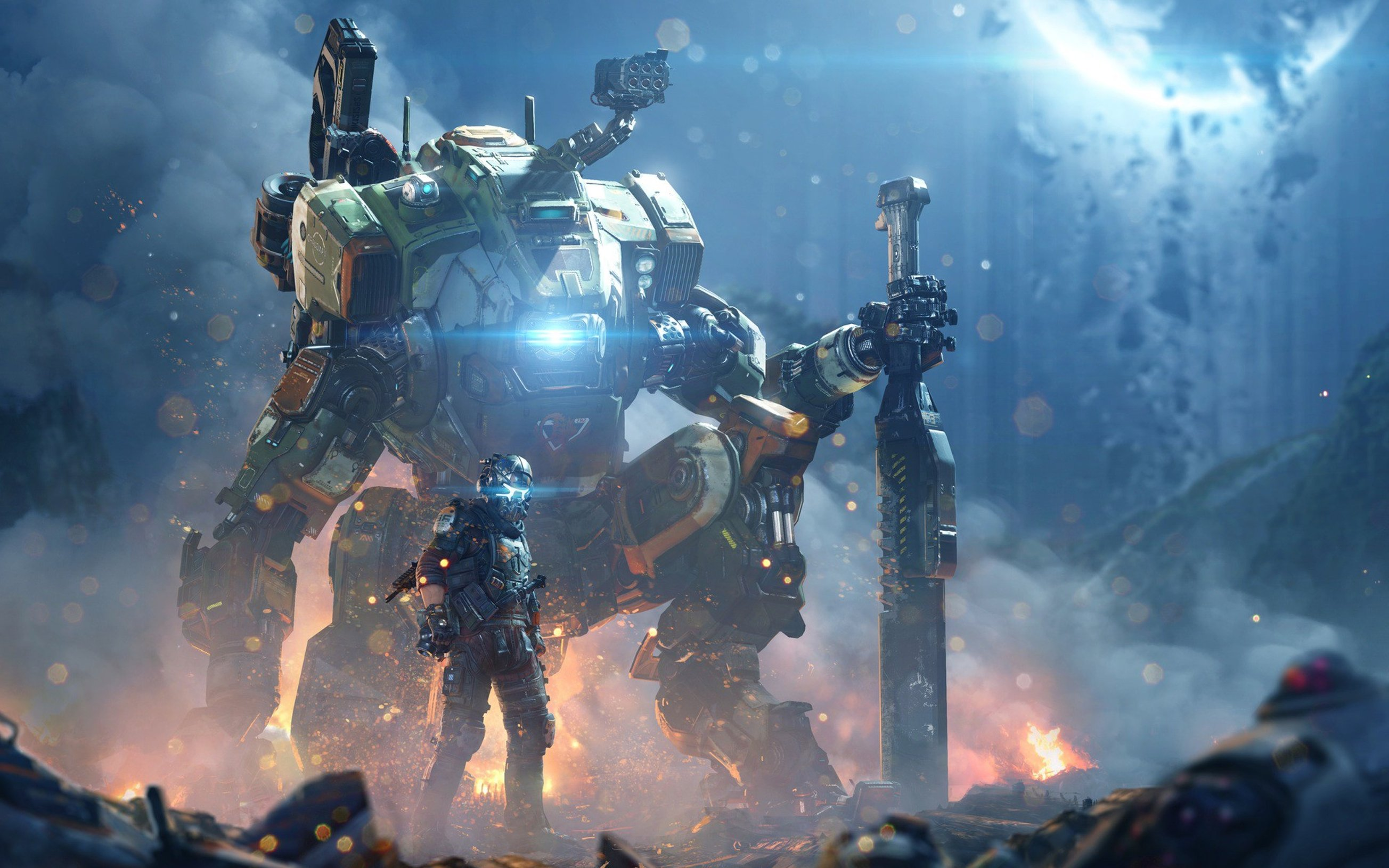 Apex Legends делает Titanfall 3 реальным