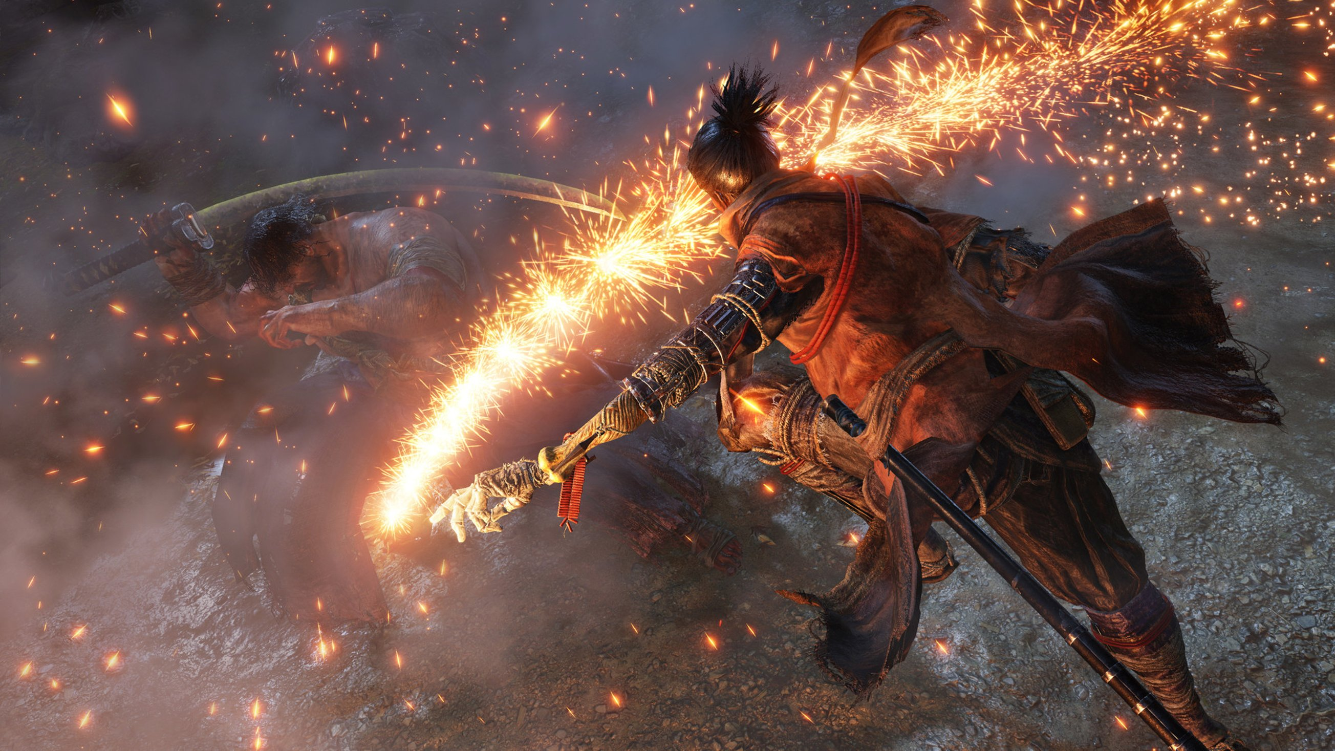 Моддер добавил в Sekiro: Shadows Die Twice полноценный лёгкий режим сложности