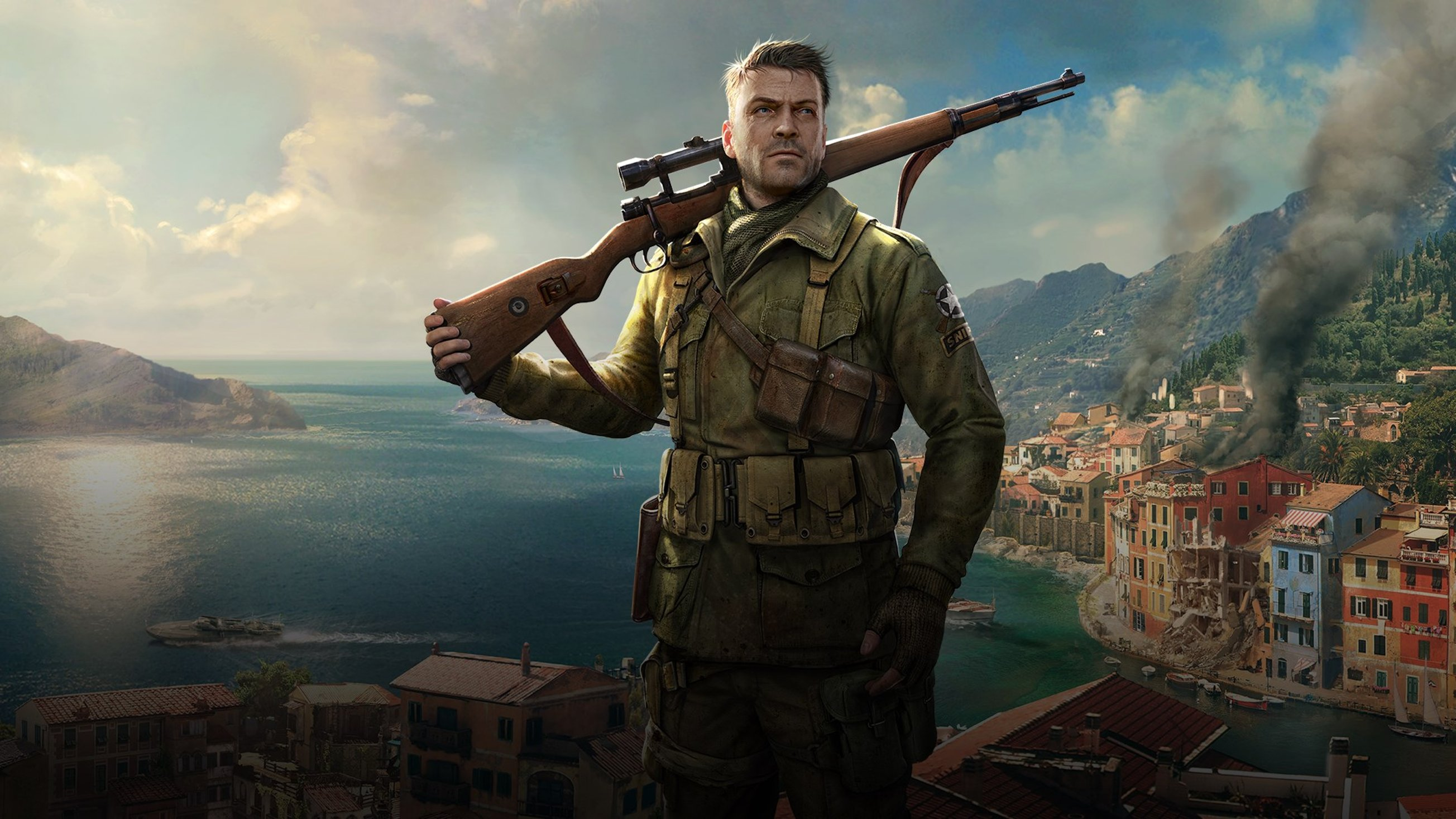 В августе подписчикам PS Plus выдадут Wipeout: Omega Collection и Sniper Elite 4