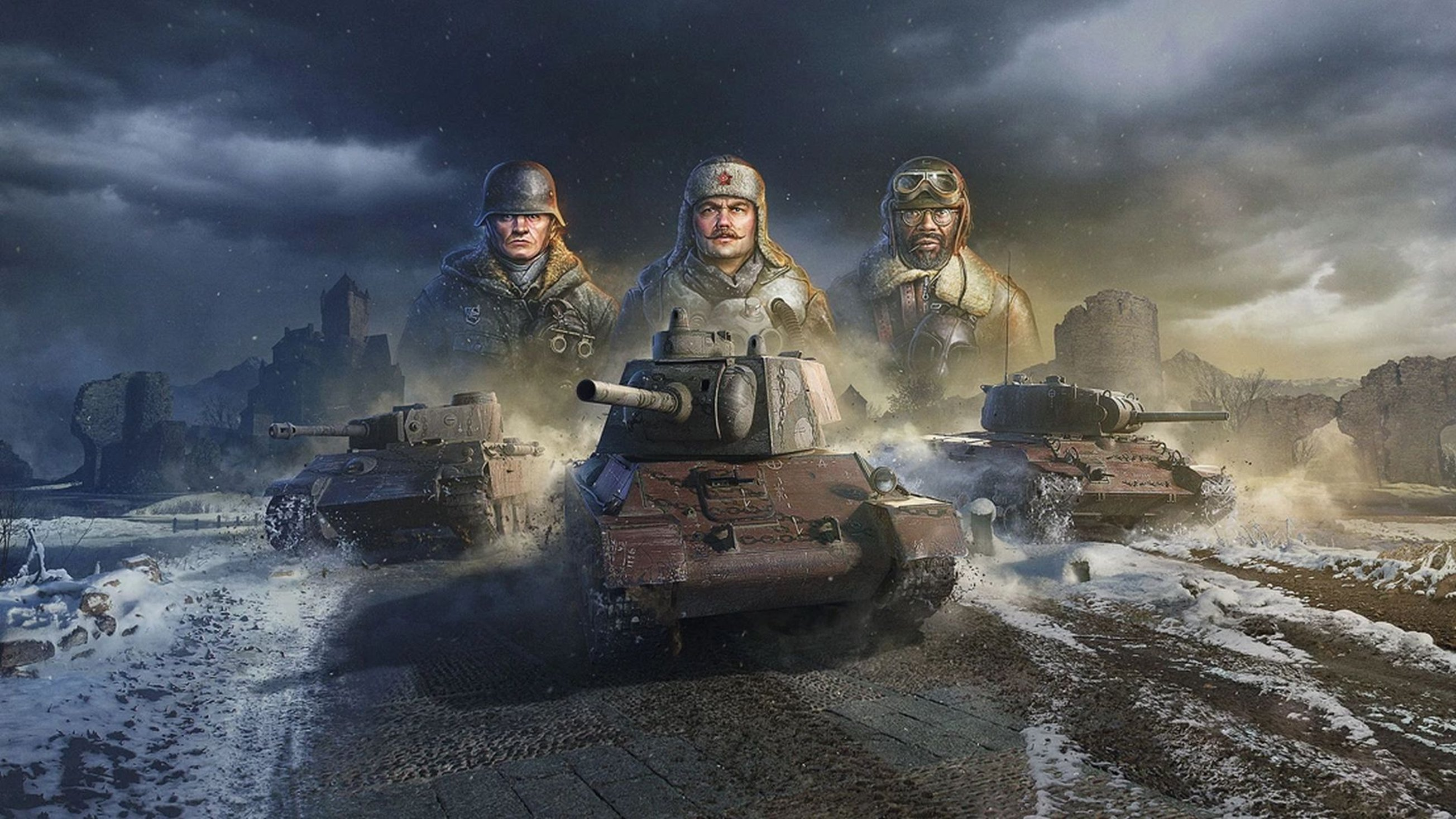 В World of Tanks появится