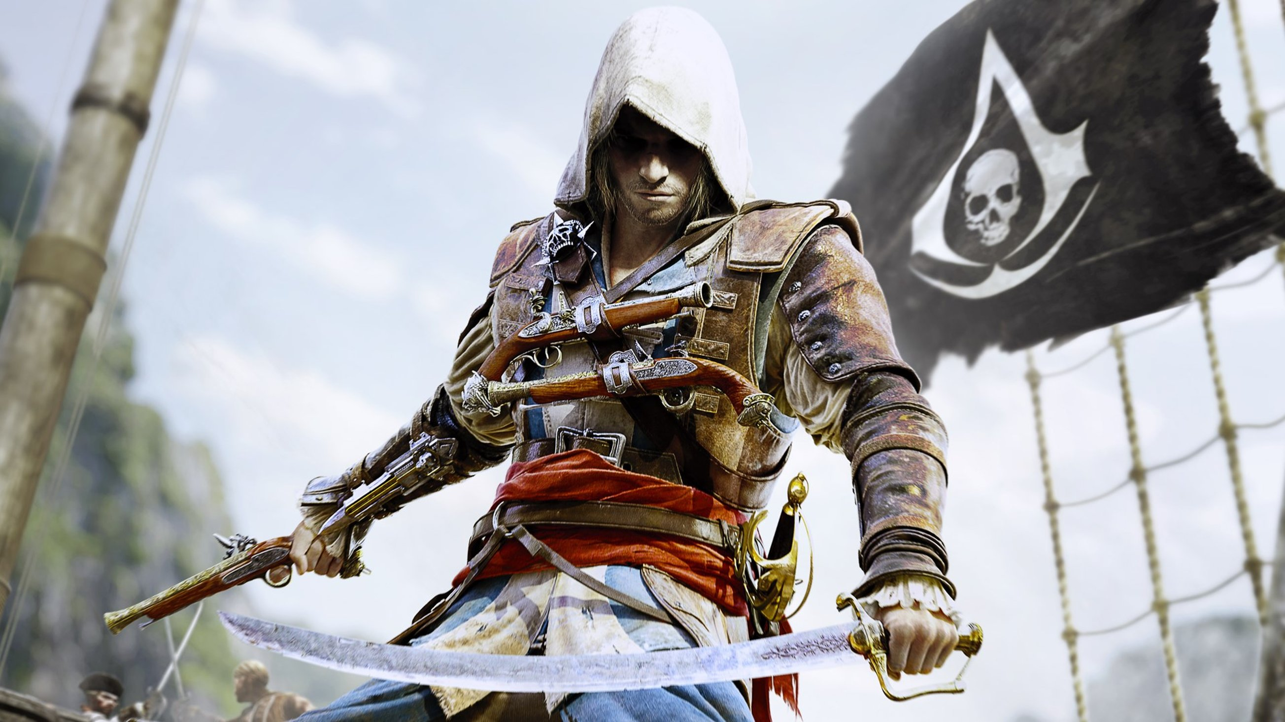 Assassin's Creed IV: Black Flag может выйти на Nintendo Switch