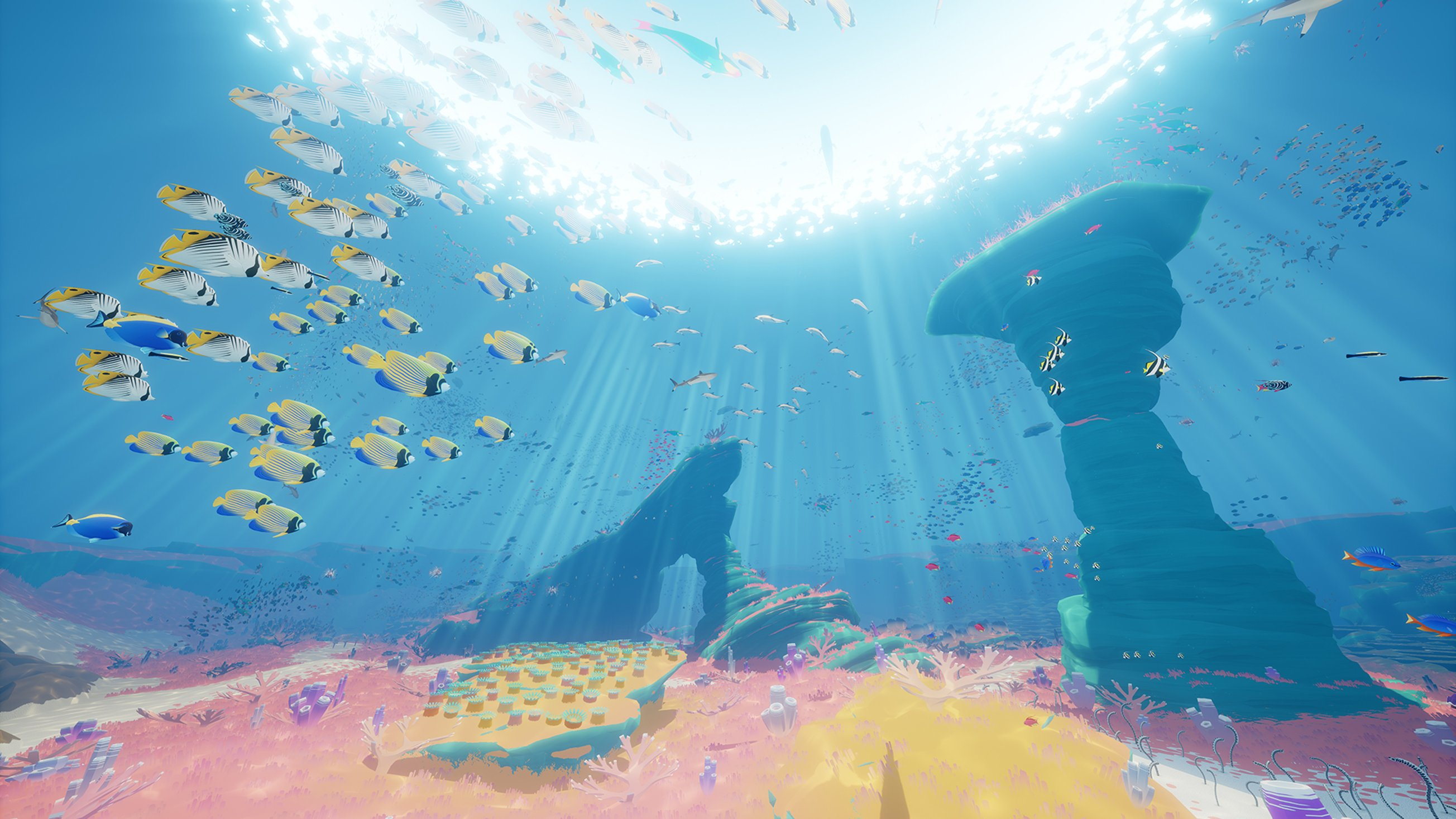 В Epic Games Store началась раздача Abzu и The End is Nigh