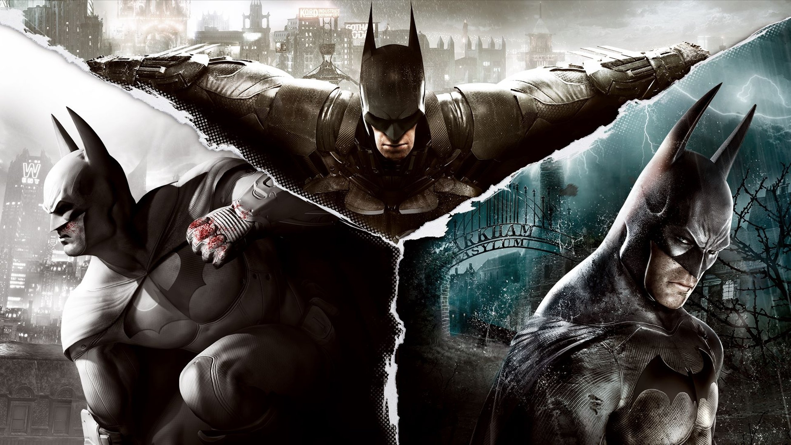 В Epic Games Store раздают Batman: Arkham Collection и трилогию LEGO Batman