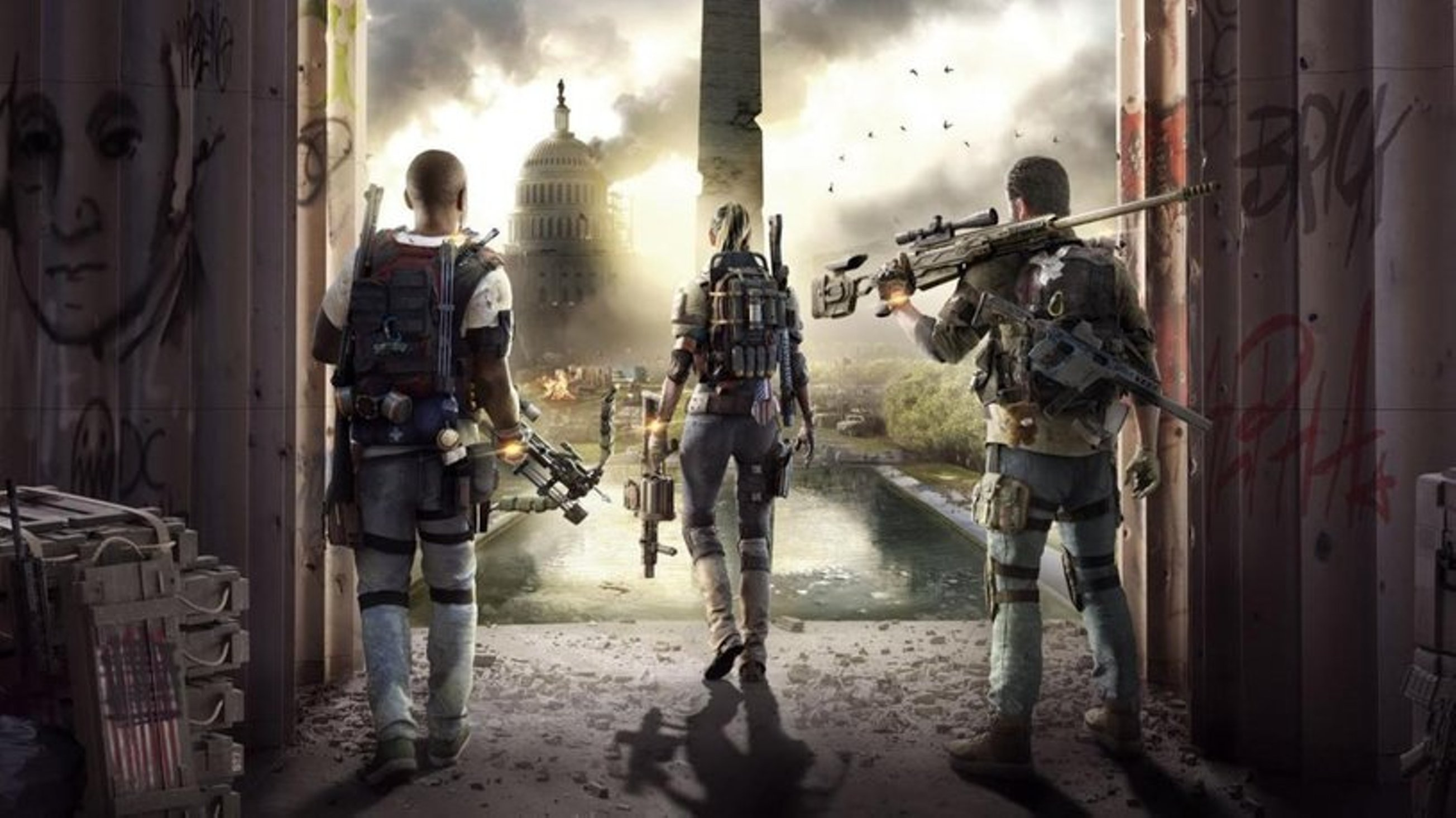 Ubisoft разочарована продажами Ghost Recon Breakpoint и The Division 2