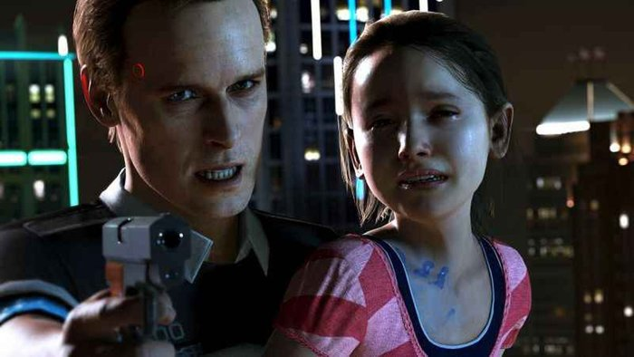 В Epic Games Store вышла демоверсия Detroit: Become Human