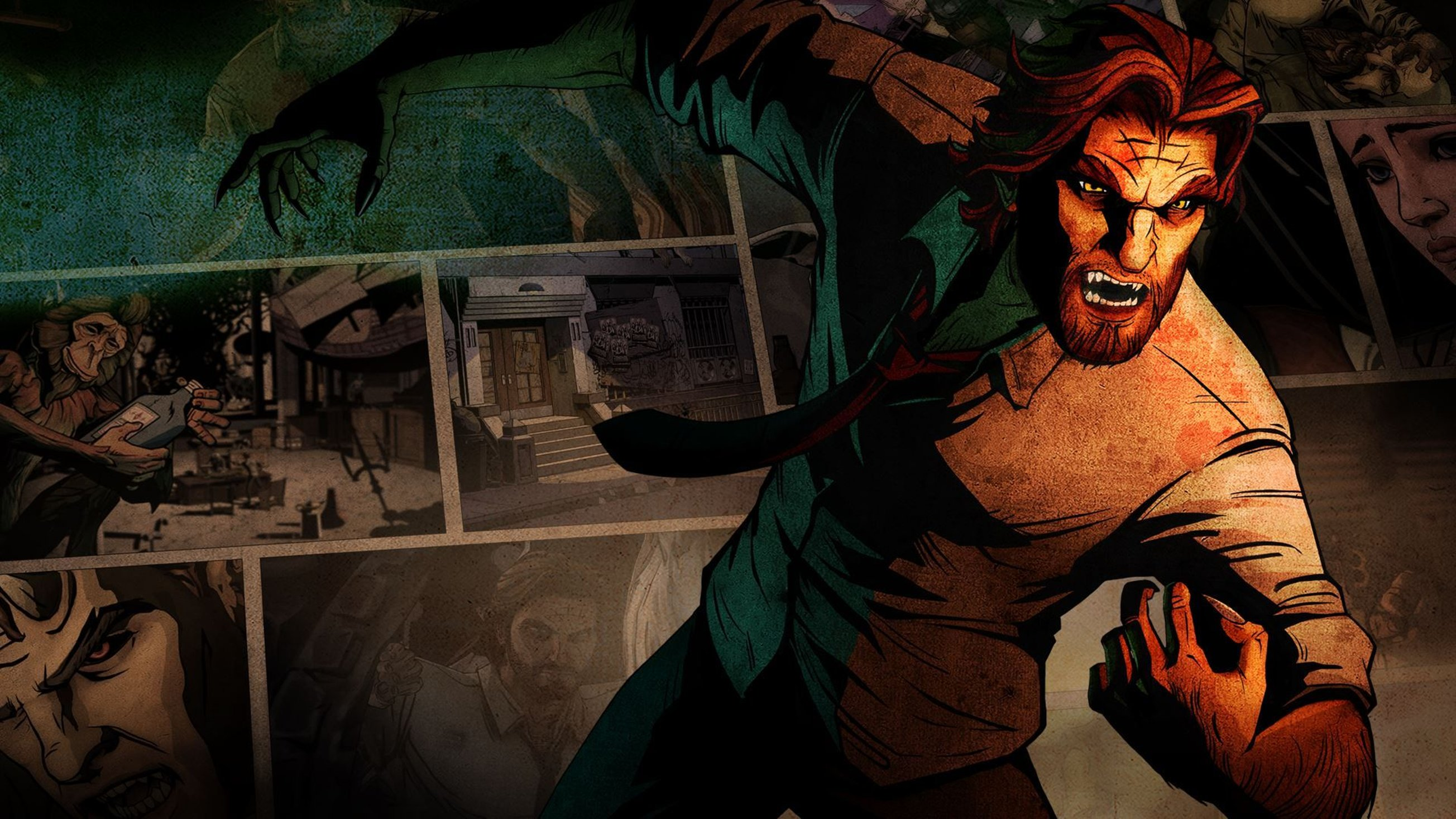 В Epic Games Store началась раздача The Wolf Among Us
